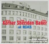 Alexis Korner, Tony Sheridan, Steve Baker at RIAS