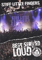Best served loud : Live at Barrowland