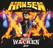 Thank you : Wacken live