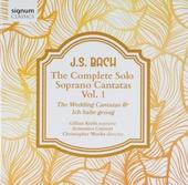 The complete solo soprano cantatas, vol.1. vol.1