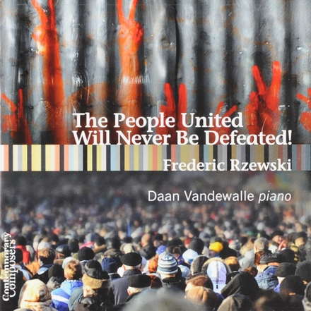 The people united will never be defeated!