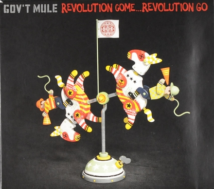 Revolution come... revolution go