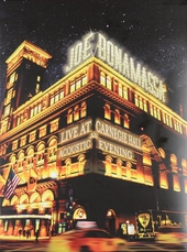 Live at Carnegie Hall : an acoustic evening