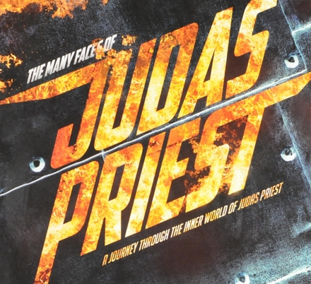 The many faces of Judas Priest : a journey through the inner world of Judas Priest