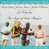 The music of Duke Ellington : Live at the 1996 Floating Jazz Festival
