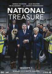 National treasure. Seizoen 1