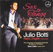Sax to tango