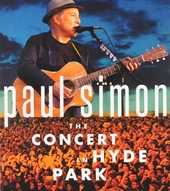 The concert in Hyde Park