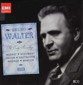 Bruno Walter : The early recordings