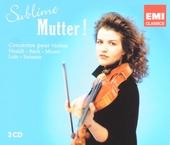 Sublime Mutter! : Concertos pour violon