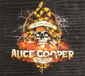 The many faces of Alice Cooper : a journey through the inner world of Alice Cooper