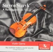 Steven Staryk : A retrospective Volume 2. vol.2