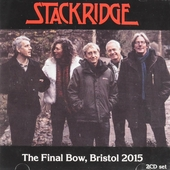 The final bow, Bristol 2015