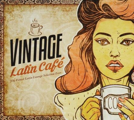 Vintage latin café