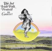 The 3rd Irish Folk Festival in concert