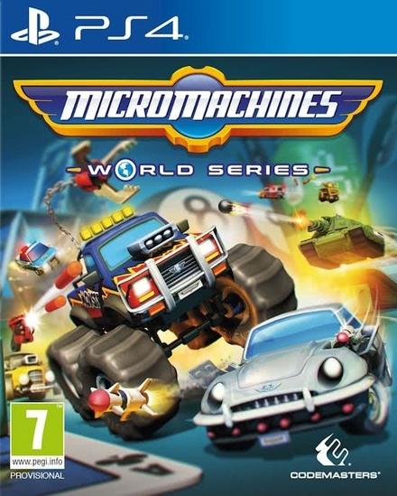 Micromachines : world series
