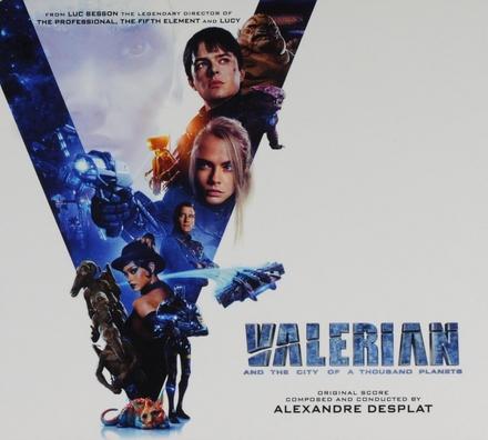 Valerian : original score