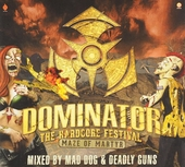 Dominator 2017 : Maze of martyr
