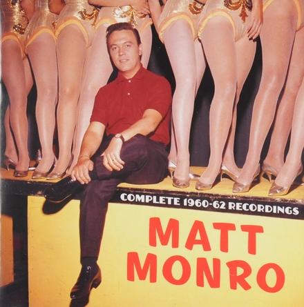 Complete 1960-62 recordings