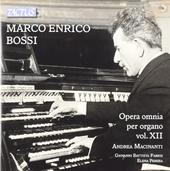Opera omnia per organo vol.XII. vol.12