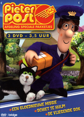 Pieter Post : 3 dvd - 3,5 uur