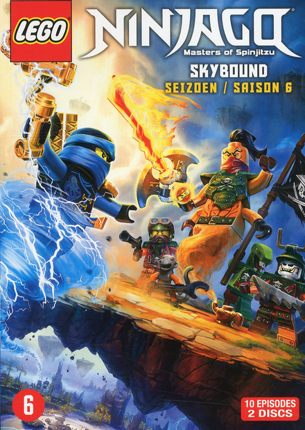 Lego Ninjago : masters of Spinjitzu. Seizoen 6, Skybound