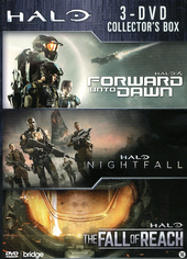 Halo : 3-dvd collector's box