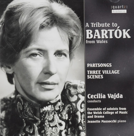 A tribute to Bartók from Wales