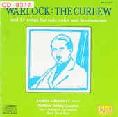 The curlew and 12 songs for solo voice and instruments
