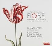 Complete cello sonatas & 17th century Italian arias