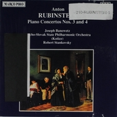 Piano concertos Nos.3 and 4