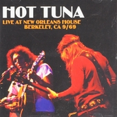 Live at New Orleans house Berkeley, CA 9-69