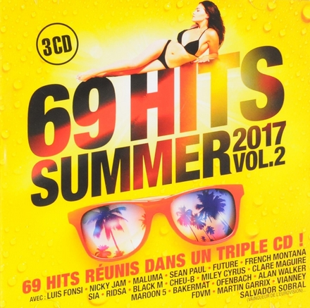 69 hits summer 2017. vol.2