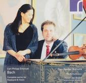 Complete works for keyboard & violin