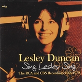 Sing Lesley sing : The RCA and CBS recordings 1968-1972
