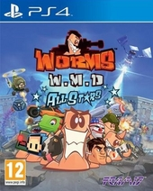 Worms : W.M.D : all stars
