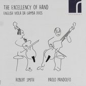 The excellency of hand : English viola da gamba duos