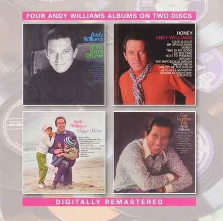 In the arms of love ; Honey ; Happy heart ; Get together with Andy Williams