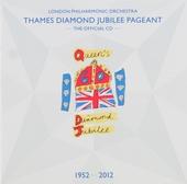 Thames diamond jubilee pageant 1952-2012