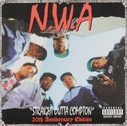 Straight outta Compton : 20th anniversary edition