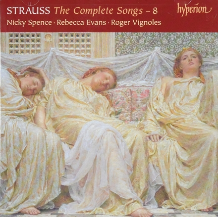 The complete songs - 8. vol.8