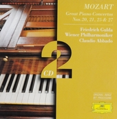 Concertos for piano and orchestra