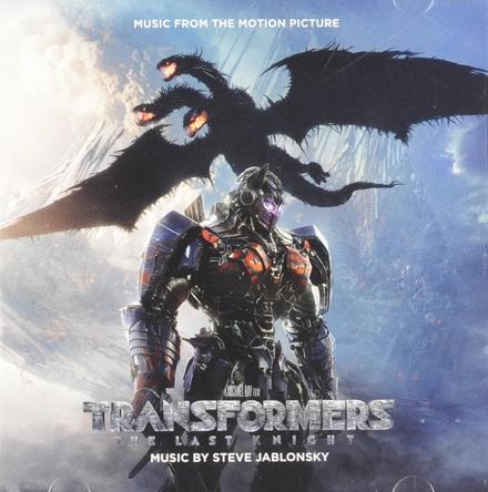 Transformers : The last night