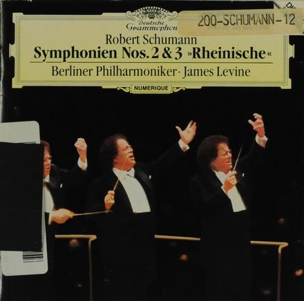 Symphonien Nos.2 & 3