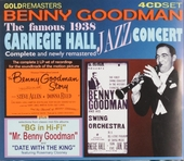 The complete famous Carnegie Hall jazz concert plus 1950s material