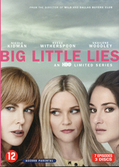 Big little lies. [Seizoen 1]
