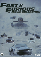Fast & furious : 8 movie collection