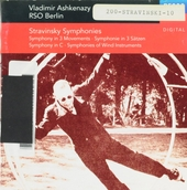 Stravinsky symphonies