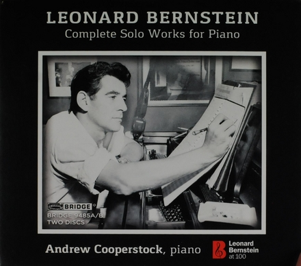 Complete solo works for piano
