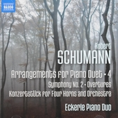 Arrangements for piano duet. Vol. 4